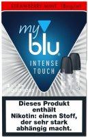 myblu Pods Intense Touch Strawberry Mint 18mg