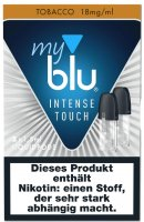 myblu Pods Intense Touch Tobacco 18mg