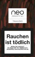 Einzelpackung neo Dark Tobacco Sticks für Glo 1 x 20 Stück