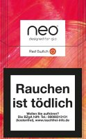 Einzelpackung neo Red Switch Tobacco Sticks für Glo 1 x 20 Stück