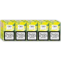 neo Yellow Switch Tobacco Sticks für Glo (10x20)