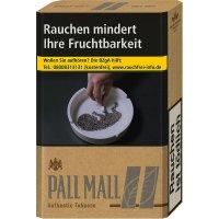 Pall Mall Authentic Silver ohne Zusätze (10x20)