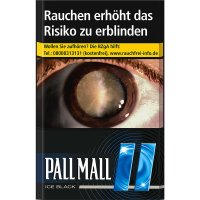 Pall Mall Ice Black (10x20)