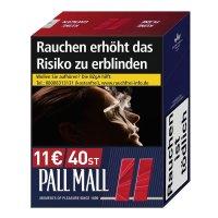 Pall Mall Rot XXXXL (5x38)