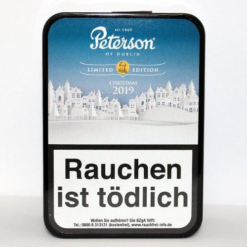Peterson Christmas Edition 2019 Pfeifentabak
