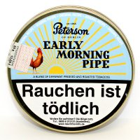 Peterson Early Morning Pipe Pfeifentabak 50g