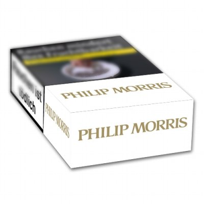 Philip Morris One White (10x20)
