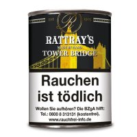 Rattrays Tower Bridge Pfeifentabak 100g Dose