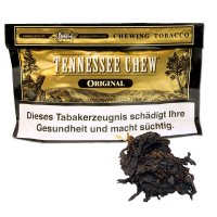 Stokers Tennessee Chew Original Chewing Tobacco - 85g Beutel Kautabak