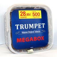 Trumpet Tabak Original 220g Megabox Volumentabak