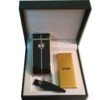 Tycoon Arc Feuerzeug mit Lichtbogen und USB-Anschluß