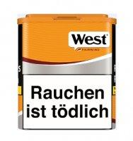 West Yellow Tabak 50g Dose Volumentabak