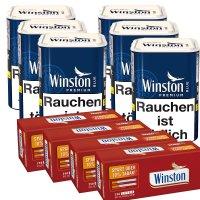 Winston Blau 600g Tabak Sparpaket