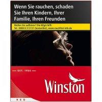 Einzelpackung  Winston Red XL (1x23)