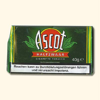 Ascot Halfzware grün 38g