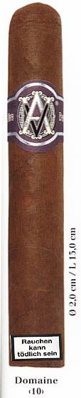 AVO Domaine No. 10, Cigarren 4 St.