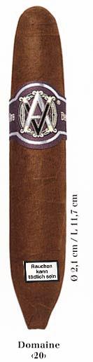AVO Domaine No. 20, Zigarren 4 St.