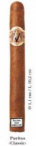 AVO Puritos Classic Zigarren 10 St.