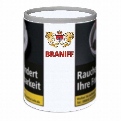 Braniff White Tabak 100g Dose