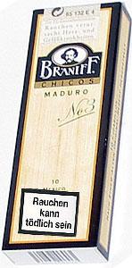 Braniff Nr 3 Chicos Zigarillos