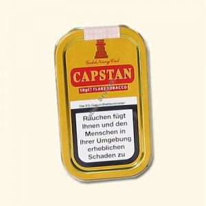 Capstan Gold Navy Cut Flake 50g