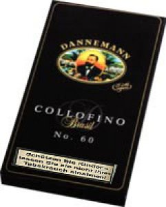 Dannemann Collofino No. 60 Brasil Zigarren 5 St.