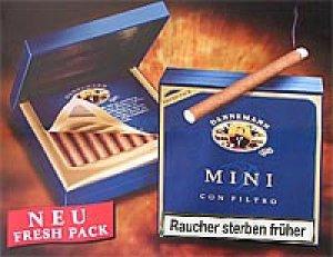 Dannemann MINI con Filtro Zigarillos