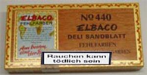 Elbacco Deli FF No. 440 Sumatra Zigarren