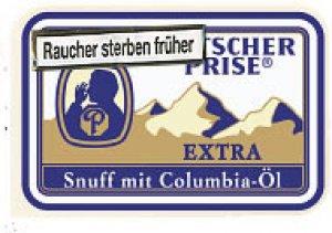 Gletscherprise Gold (ehem. Extra Snuff 10g)
