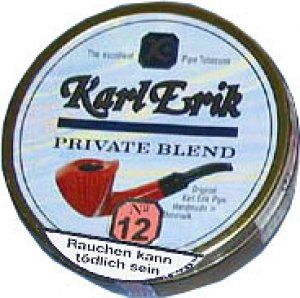 Karl Erik Private Blend No. 12 100g