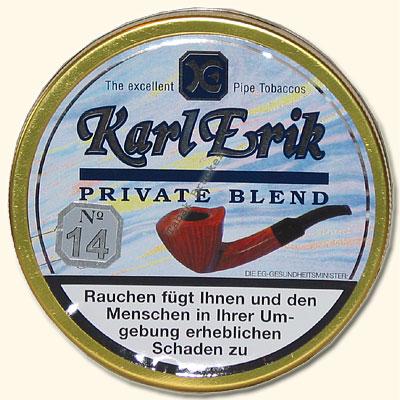 Karl Erik Private Blend No. 14 100g