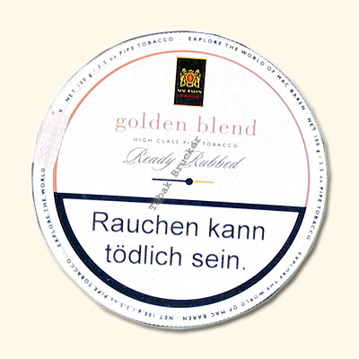 Mac Baren Golden Blend 100g