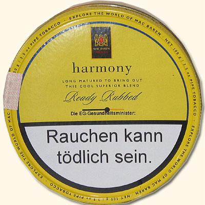 Mac Baren Harmony 100g