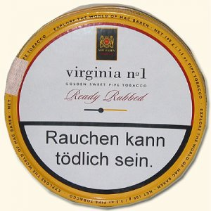 Mac Baren Virginia No 1 100g