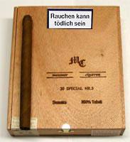 MC Messmer Special Nr. 5 Sumatra Zigarren