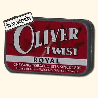 Oliver Twist Royal 7g