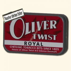 Oliver Twist Royal 7g