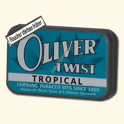 Oliver Twist Tropical 7g