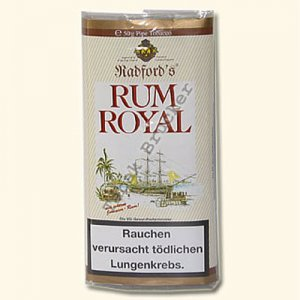 Radfords Rum Royal 50g
