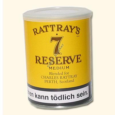 Rattrays No 7 Reserve 100g