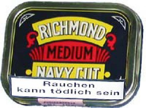 Richmond (Medium) Navy Cut 50g