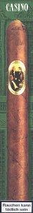 Brazil Trüllerie Casino Zigarren 25 Stück