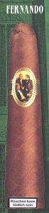 Brazil Trüllerie Fernando Zigarren 25 Stück