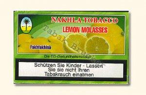 Wasserpfeifentabak Nakhla Zitrone 50g