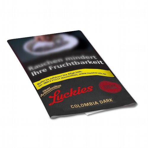 Lucky Strike Colombia Dark Tabak 30g