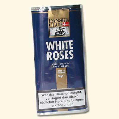 Danske Club White Roses 50g
