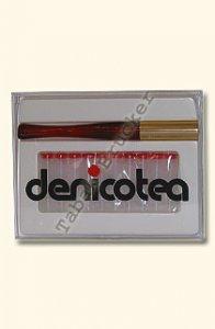 Denicotea Zigaretten-Spitze 20205 Braun