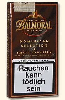 Balmoral Dominican Selection Small Panatela Zigarren