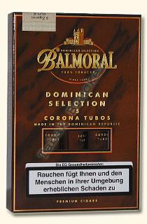 Balmoral Dominican Selection Corona Tubos Zigarren