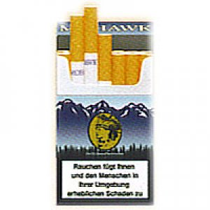 Mohawk Blue Zigaretten 20er